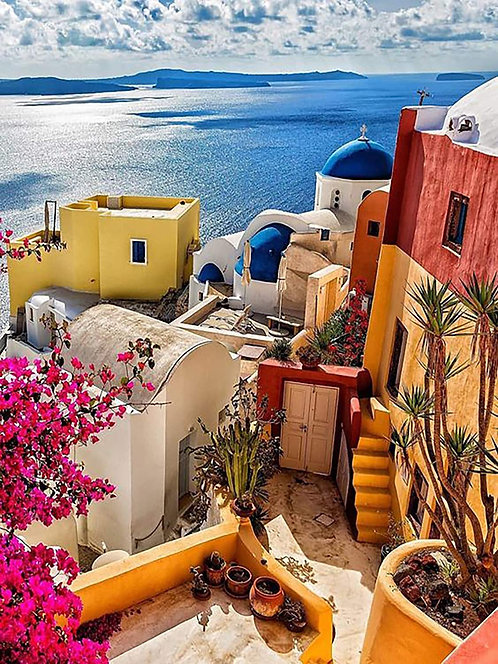 DYS063 Santorini
