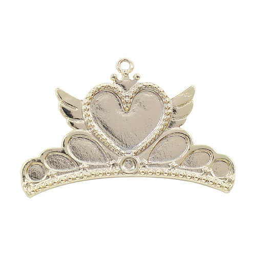 Heart tiara ICMF001