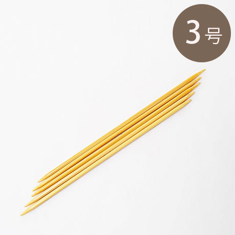 Double pointed needle 14.5cm 250-315