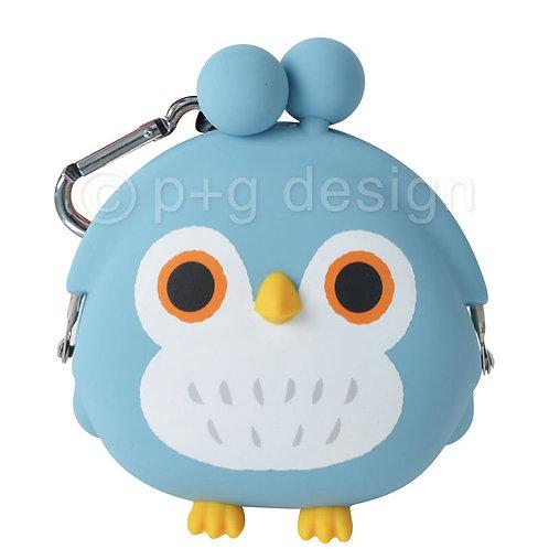 3D POCHI Owl Blue