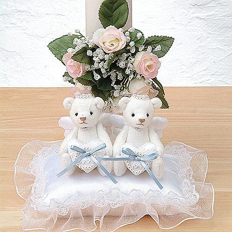Angel bear blue 431-085