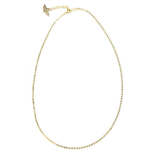 Necklace gold ICPT03