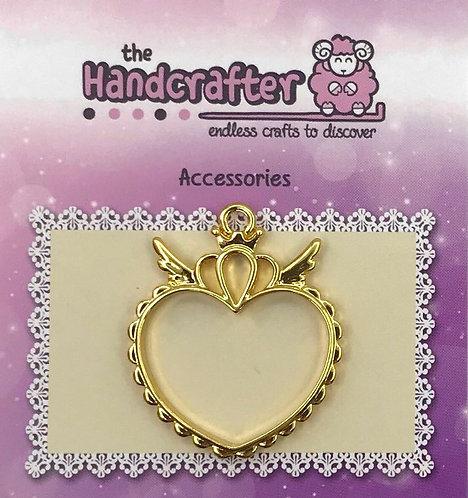 Heart crown U04-060