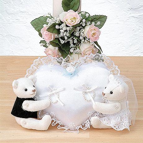 Wedding bear 431-084