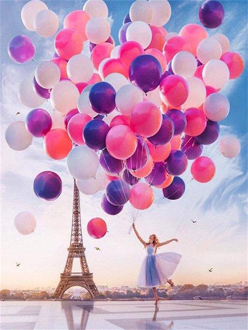 DYS005 Paris Balloon