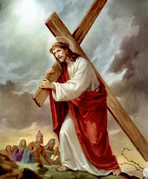 DYS075 Jesus Cross