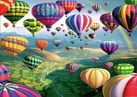 DYS062 Hot air balloons