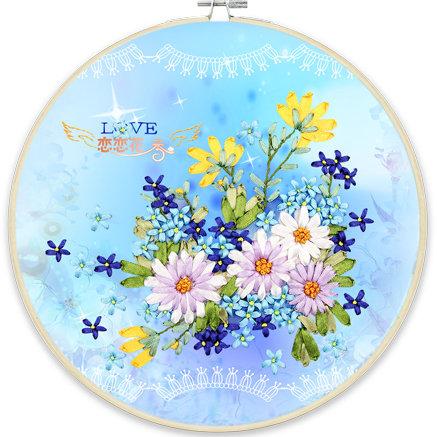 E03-7186 Love flower