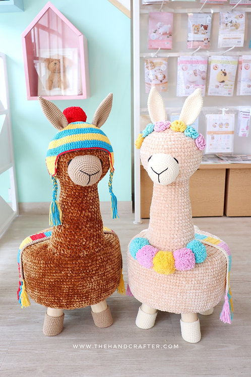 Llama chair
