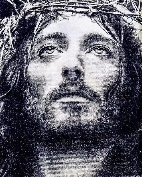 DYS027 Jesus Face