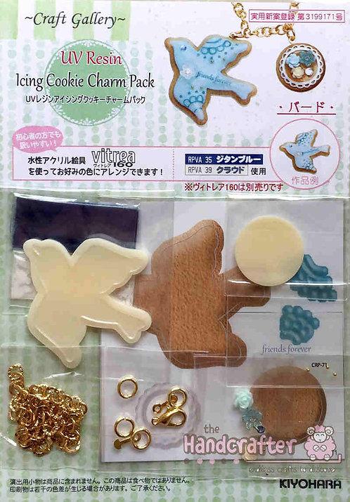Icing cookie dove CRP71