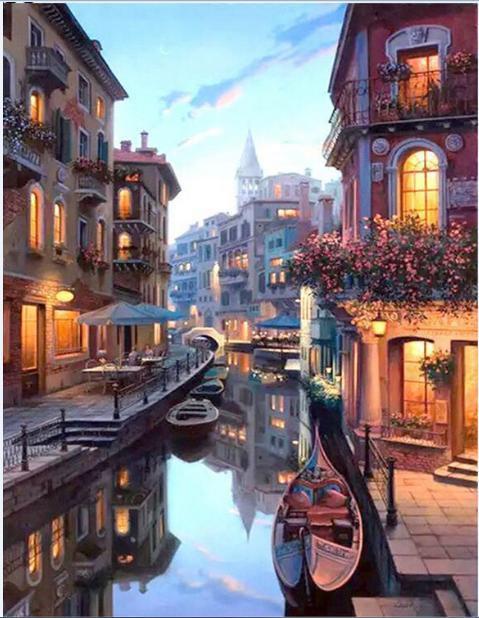 DYS087 Venice Night