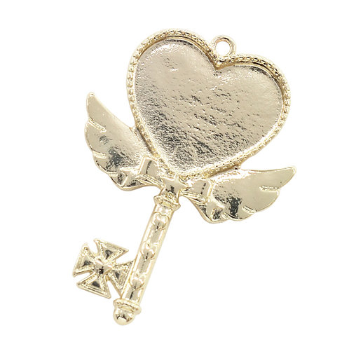 Heart angel key ICMF007