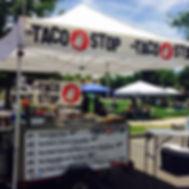 The Taco Stop Cart