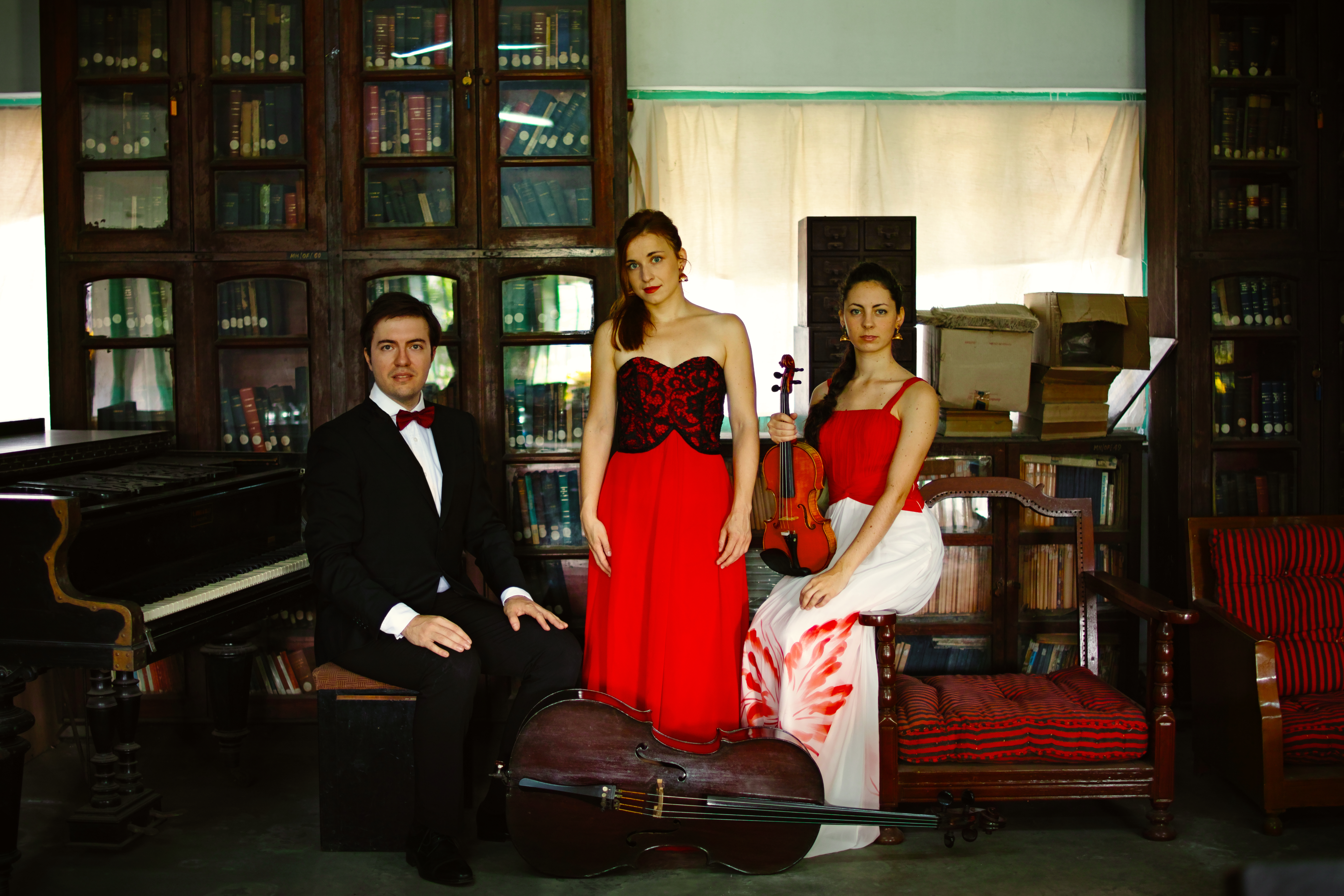 Avant Piano Trio Oxford Mission