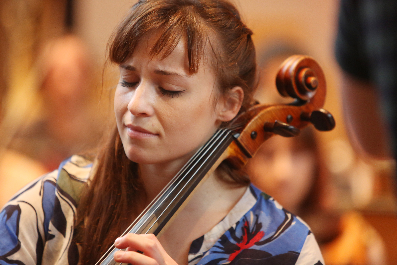 Cadogan Hall Dvorak Concerto