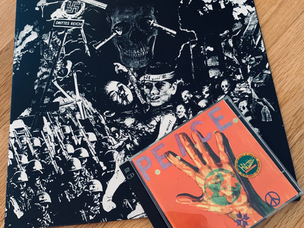 Selections from my Record Collection :  G.I.S.M. - Detestation (1983)