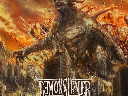Demonstealer - And This Too Shall Pass review (2020)