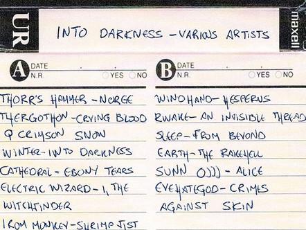 Mixtape : Into Darkness part B