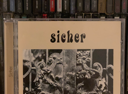 Selections from my Record Collection : Sicher - Sicher (1981)