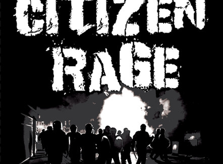 Citizen Rage - Black EP review (2020)