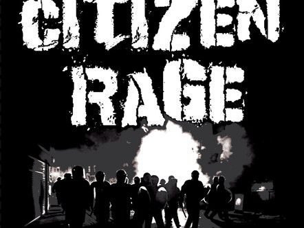 Citizen Rage - Black EP review (2020)