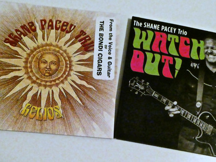 Selections from my Record Collection : Shane Pacey Trio