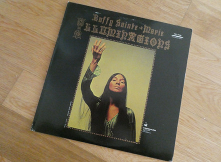 Selections from my Record Collection : Buffy Sainte-Marie - Illuminations (1969)