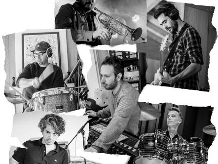 Hifiklub + Matt Cameron + Daffodil + Reuben Lewis - Rupture review (2020)