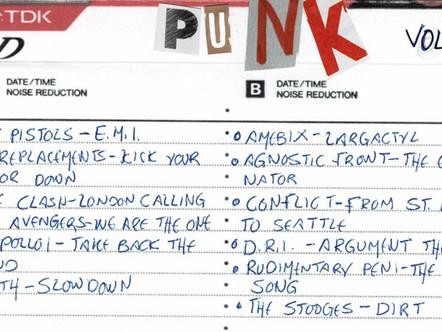 Mixtape : The Best Punk Mix Vol. 2