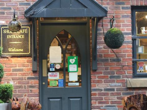 Cheshire Smoke House Installation