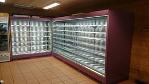 Unicorn Grocery - Refrigeration Installation