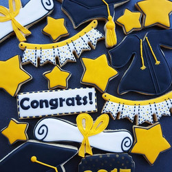 Grad cookies for our Southwestern students at work! Black teeth for everyone!_._._._._.jpg