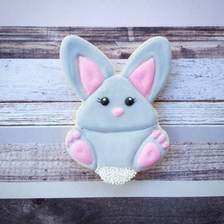 Hand-painted bunny. Don't you hate icing craters_ 😐_._._._._.jpg