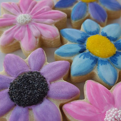 My first attempt at hand-painted cookies. Happy Spring!_._._._._.jpg