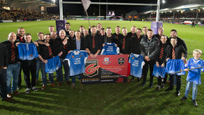 DRAGONS ALL-STARS BOOSTED BY NEW YORK WELSH