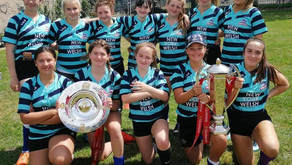 Fantastic first season for South Pembs Sharks