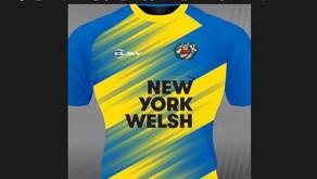New York Welsh to sponsor Pembrokeshire Vikings playing kit.