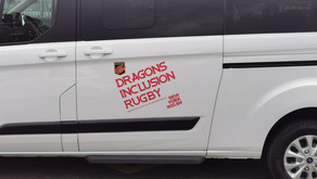 New York Welsh increase support for Dragons Community with Inclusion vehicle.