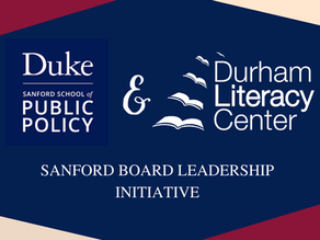 Meet Will and Connor, DLC's Sanford Board Leadership Initiative Volunteers