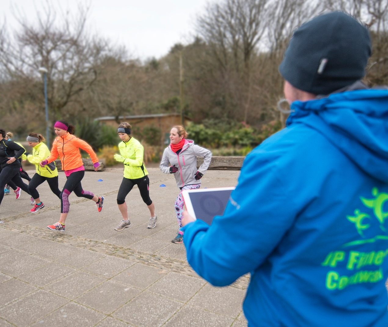 HELSTON BEGINNER & IMPROVER RUNNERS