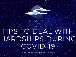 Tips to Deal with Hardships During COVID-19