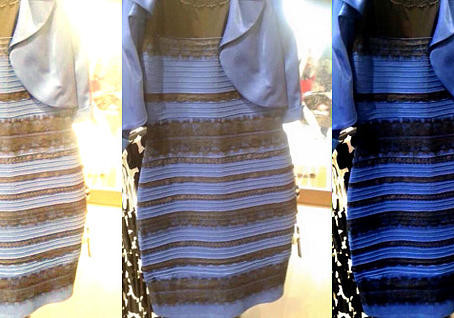 About #TheDress: Changing Our Filters