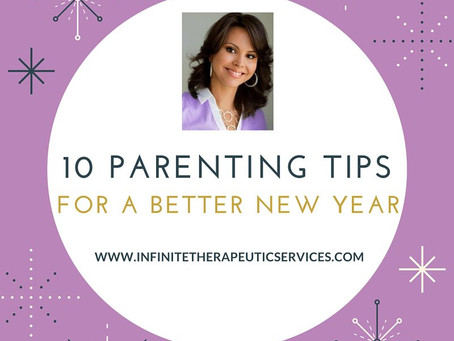 10 Parenting Tips For A Better New Year