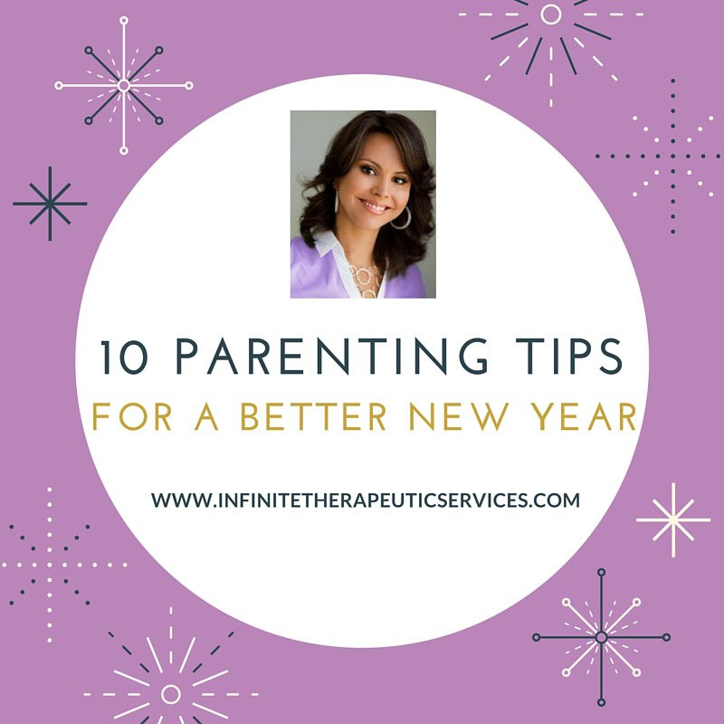 Parenting Tips for the New Year