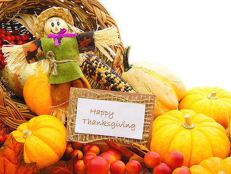 6 Reasons To Be Grateful This Thanksgiving