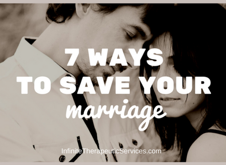 7 Ways To Save Your Marriage