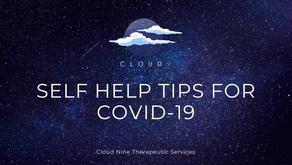 Self-Help Tips for Covid-19