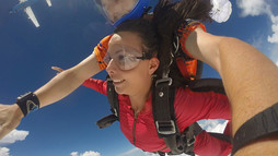 Skydiving into a New Relationship