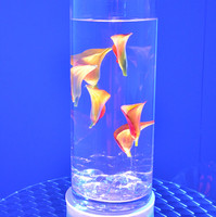 Lighted Calla Lily Centerpiece